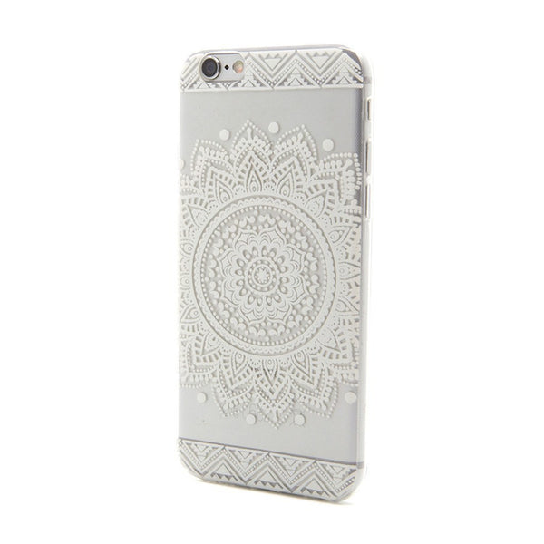 Aztec Border - iPhone Case - Custom Flesh Plugs & Gauges, Alternative, Tattoo - Phone Cases - 1