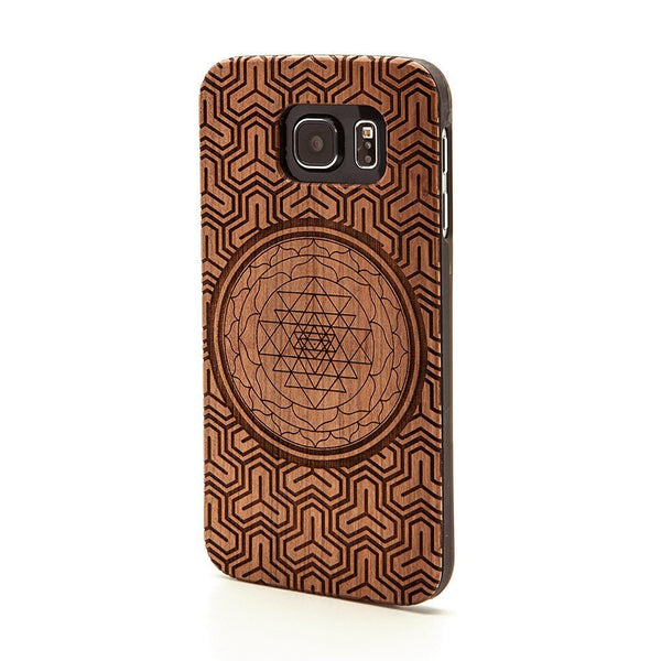 Sri Yantra -  Samsung Galaxy Case - Custom Flesh Plugs & Gauges, Alternative, Tattoo - Phone Cases - 1