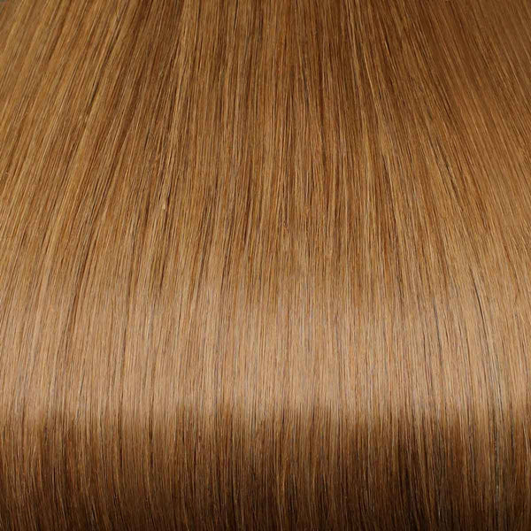 Flixy hair extensions - Caramel - 12""