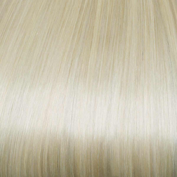 Flixy hair extensions - Ice Blonde - 12""