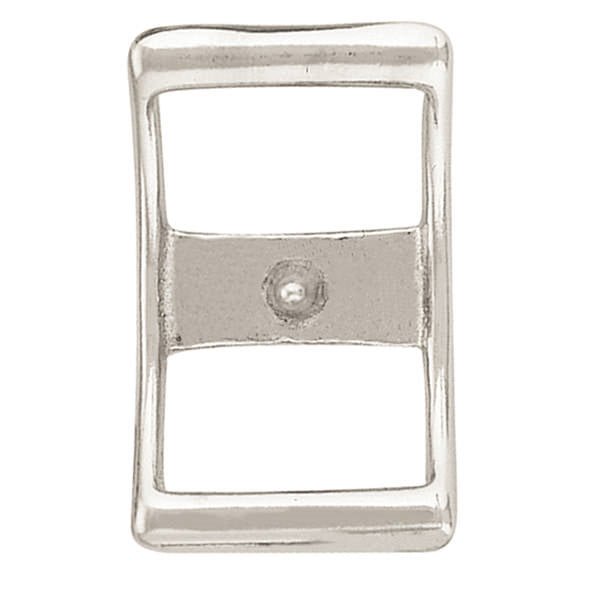 Conway Buckle Stainless Steel, 1""