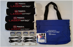 Spectra A3-Quick LASERwrap 4 Pack Kit