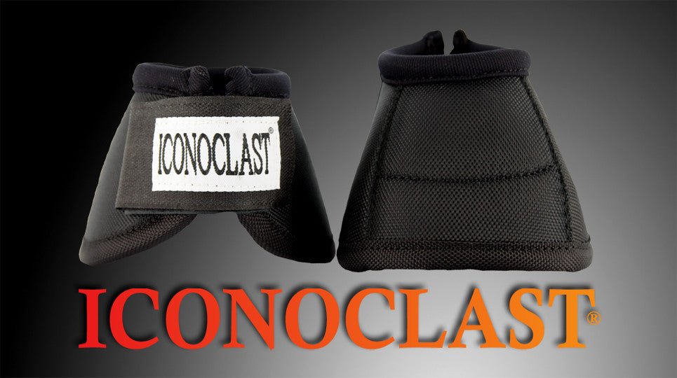 Iconoclast Black Bell Boot