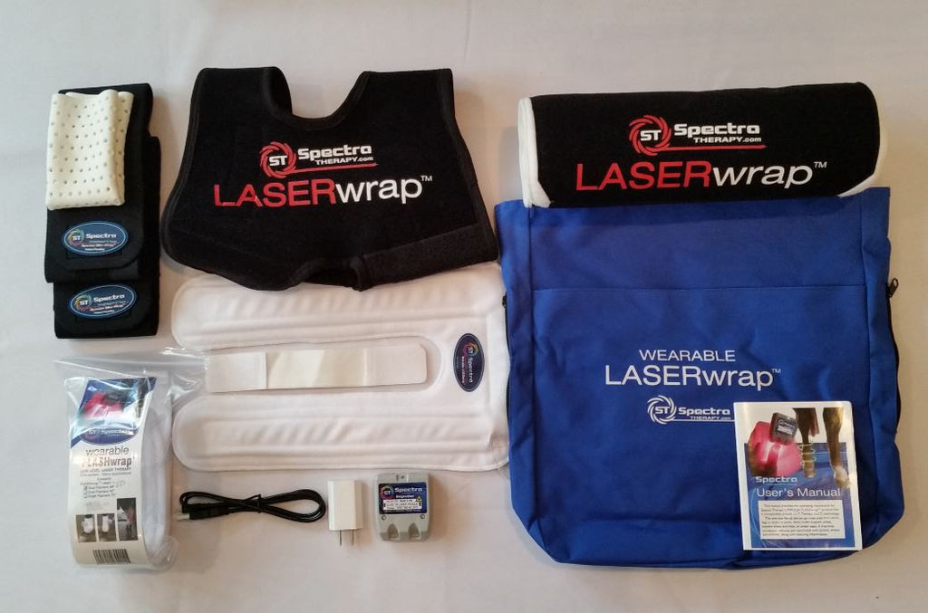 Spectra Laser A9 - Deluxe Kit
