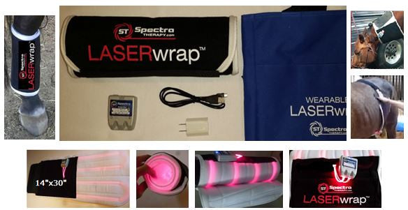 Spectra Quick LASERwrap Kit