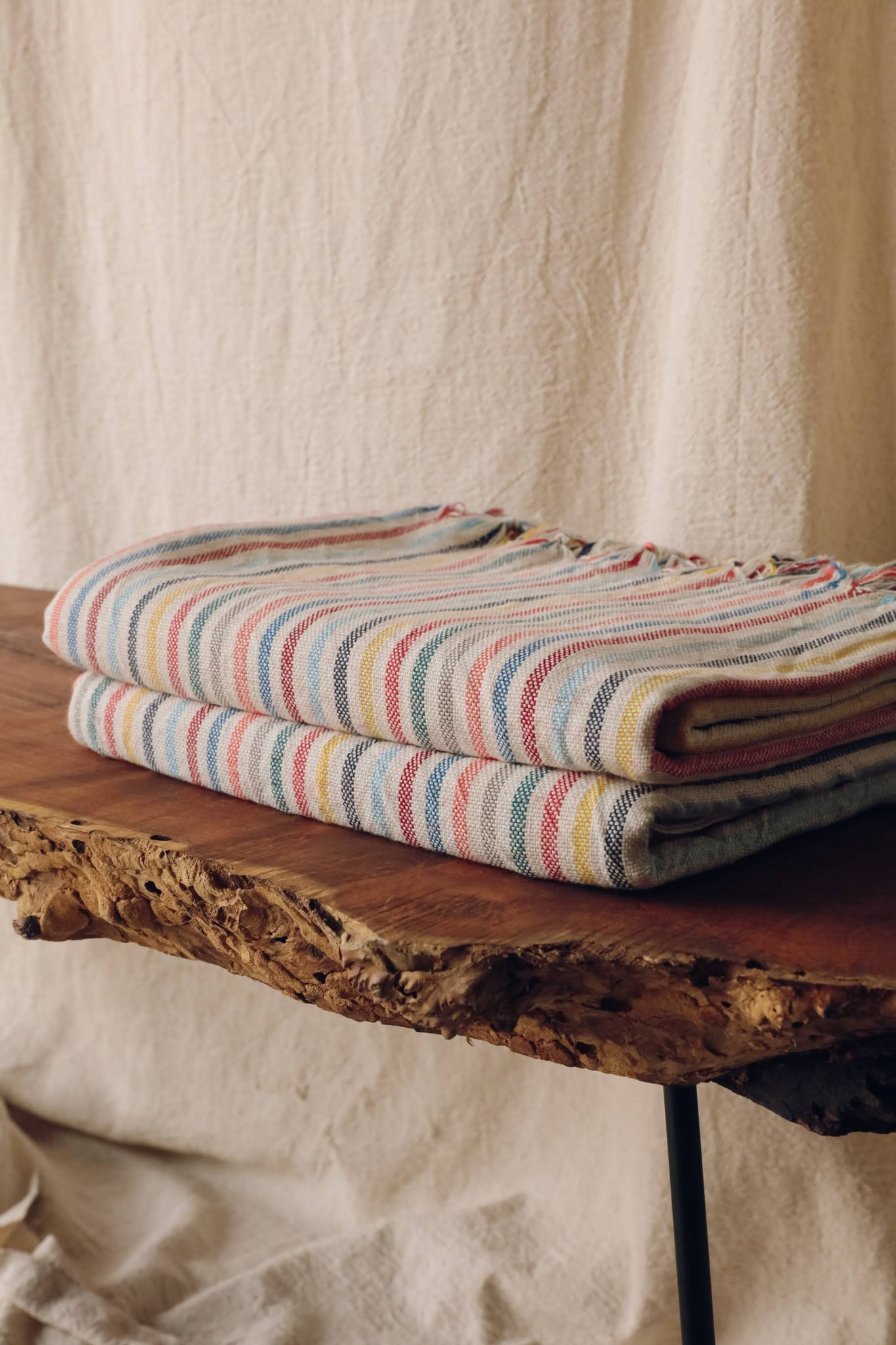 Limited Edition Winter Rainbow Towel Collection