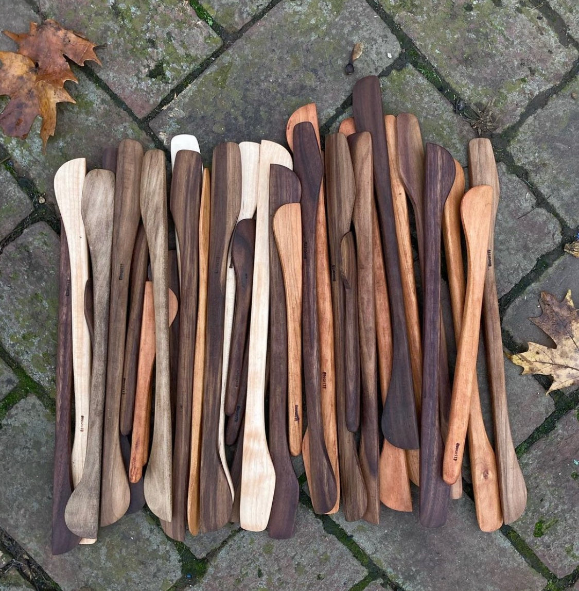 Handmade Wooden Utensils