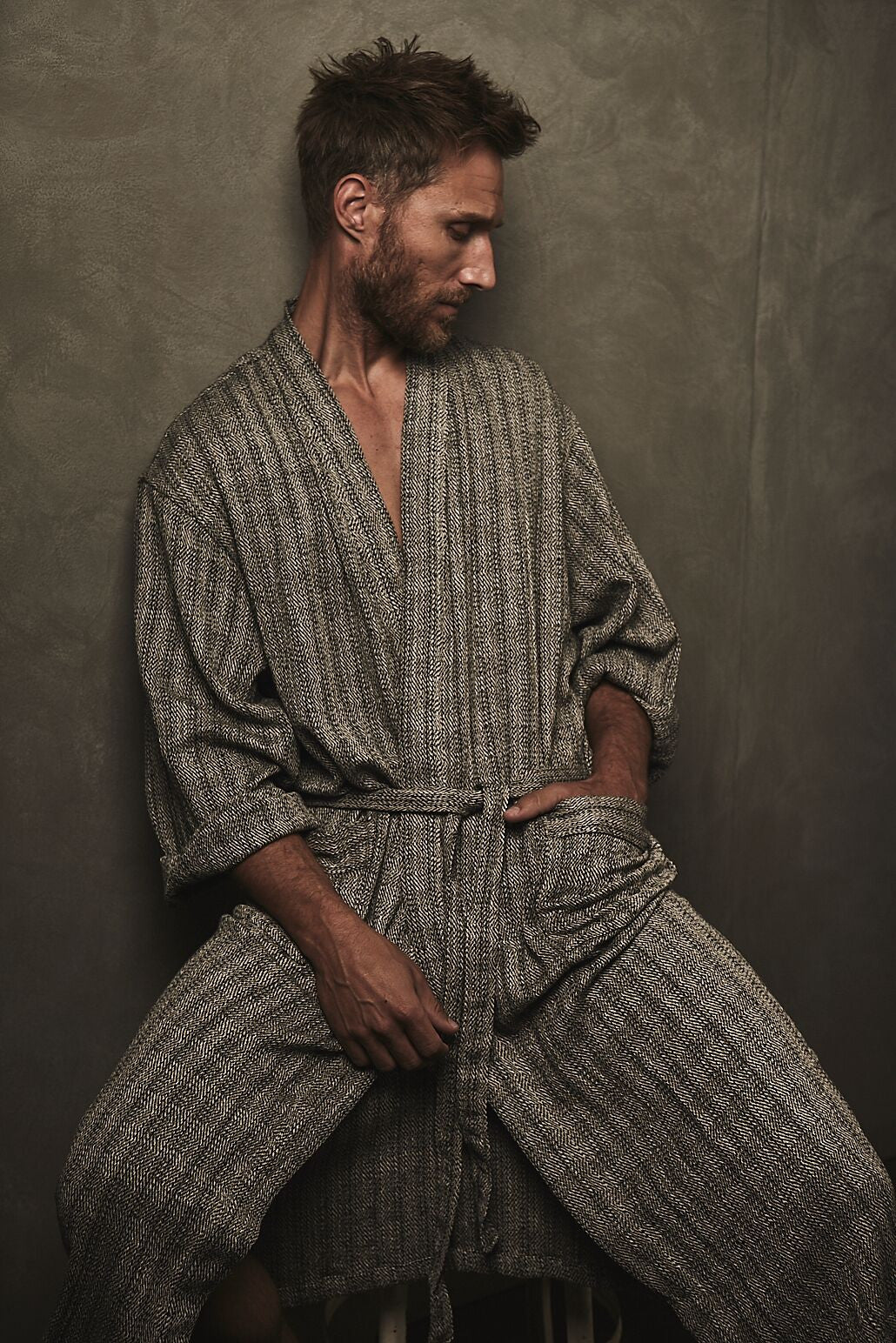 Damat Handwoven Robe Collection