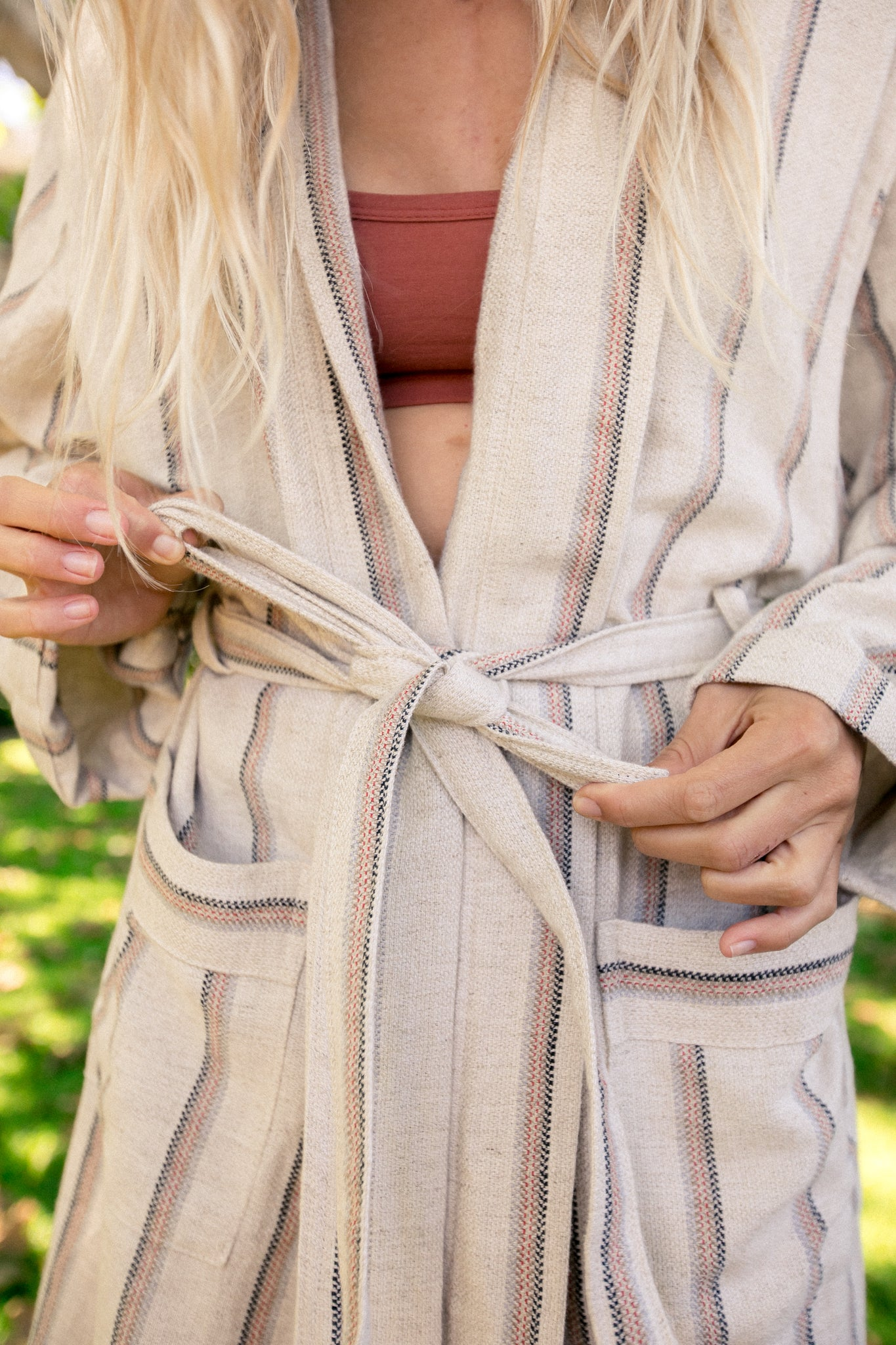 *NEW!* The Zeytin Robe