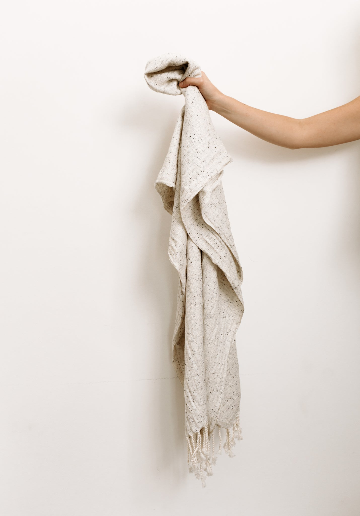 Dalga Speckled Turkish Towel Collection