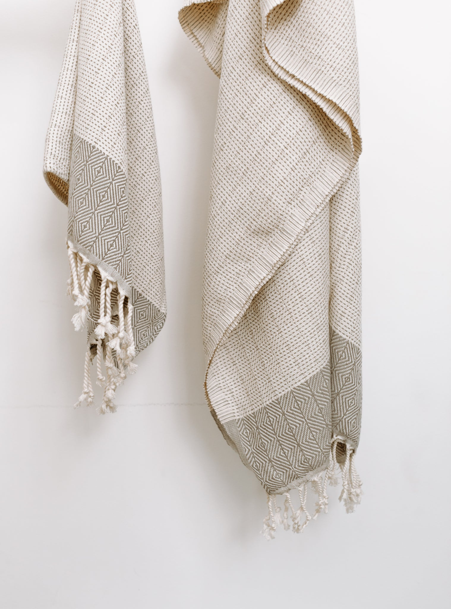 Hazal Handwoven Towel Collection