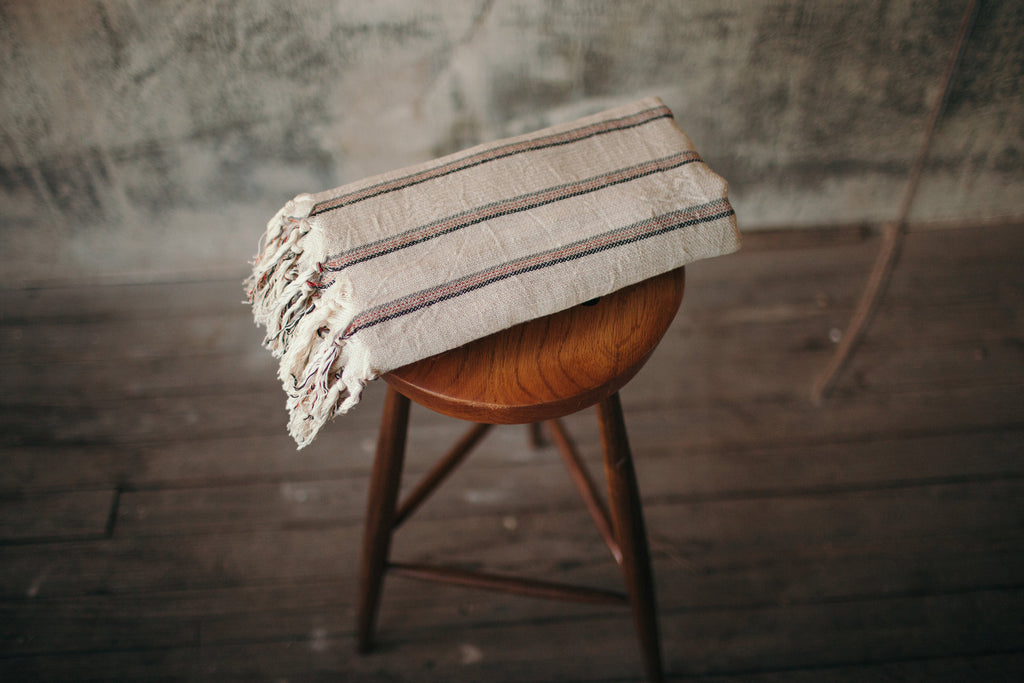 Zeytin Handwoven Turkish Towel
