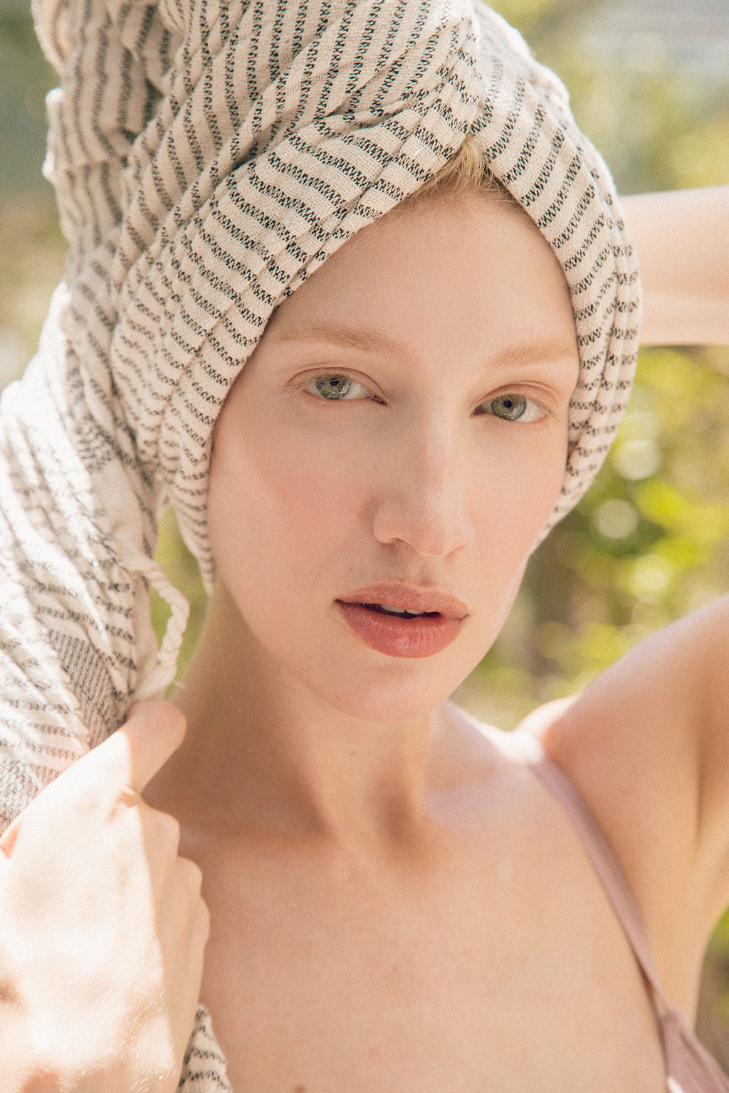 Sibel Handwoven Turkish Towel
