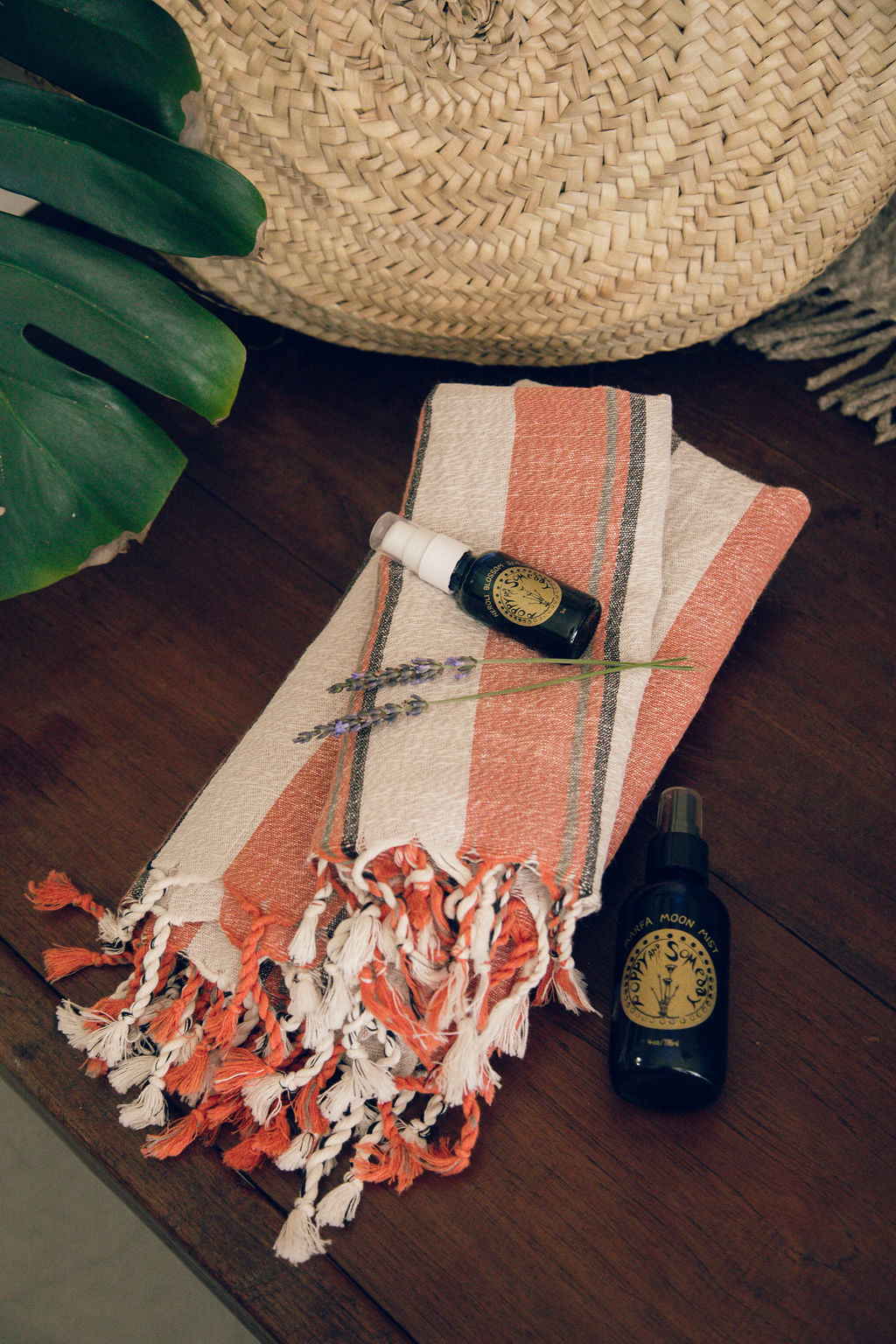 Canli Handwoven Linen Towel Collection