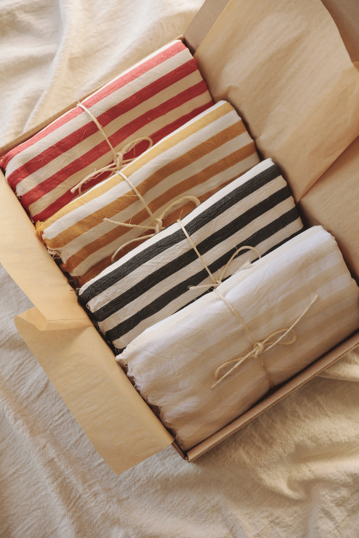 Sinoh Handwoven Towel Collection
