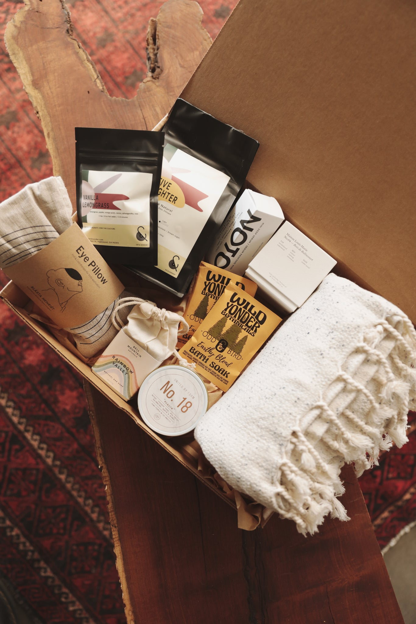 Oddbird Favorites Holiday Gift Box