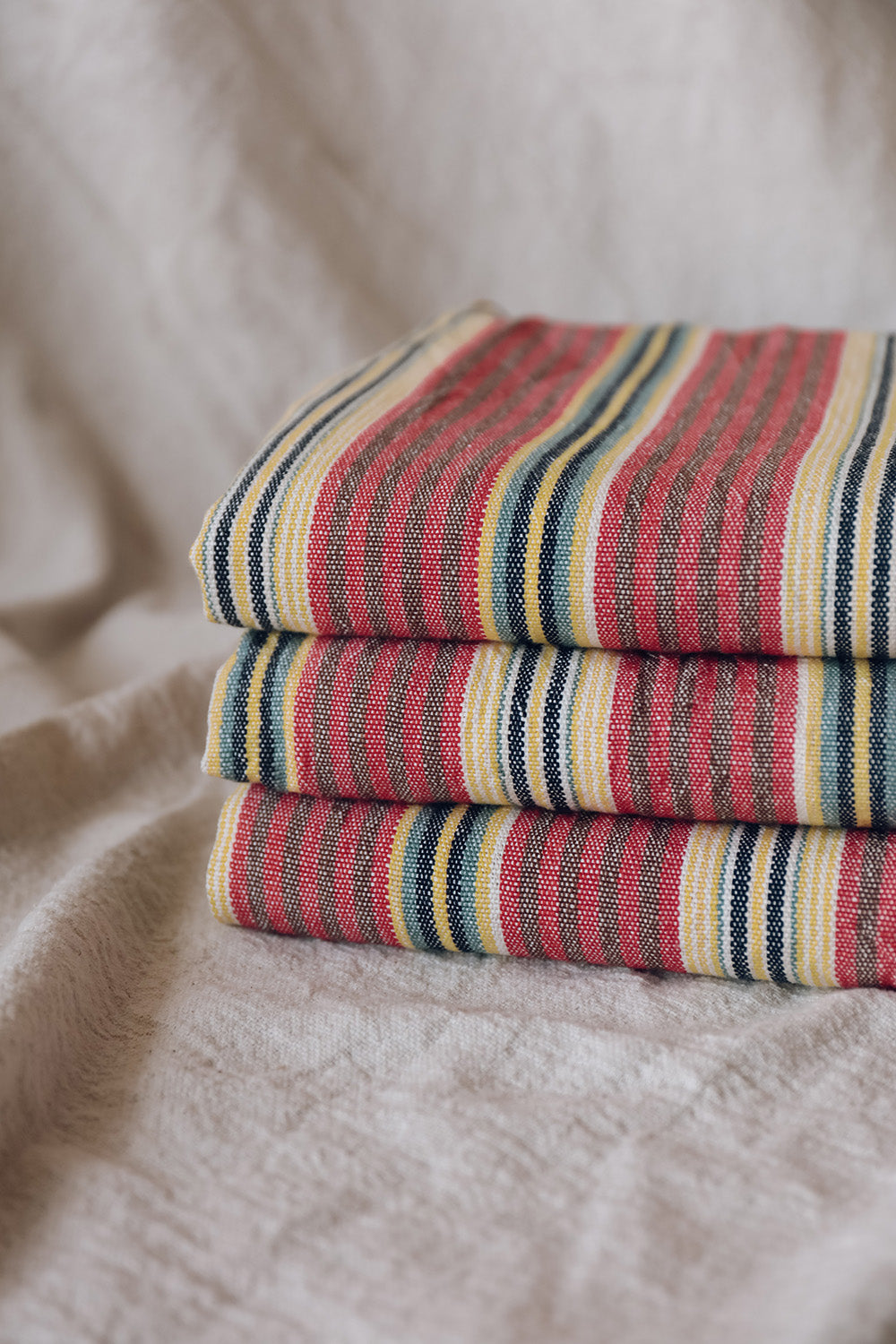Limited Edition 'Güneš' Handwoven Towel