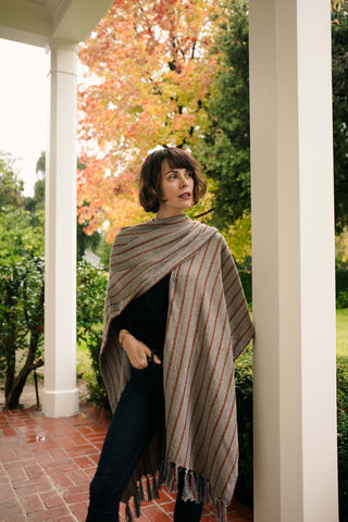 Limited Edition Irmak Poncho (NEW!)