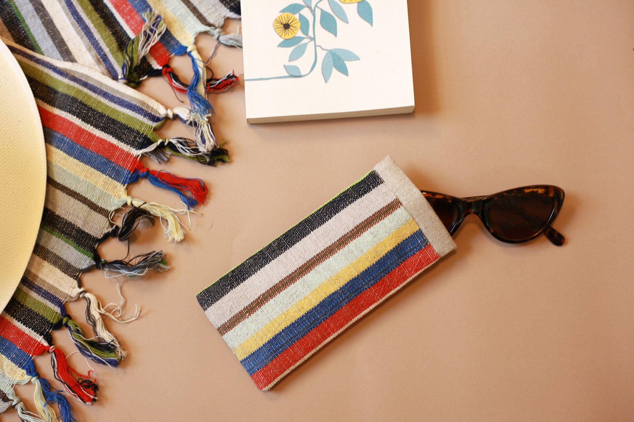 Morales Object Design Eyeglass Case - SUMMER