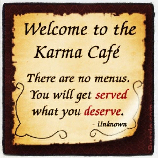 The karma Cafe