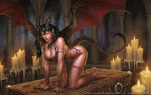 Powers of a Succubus