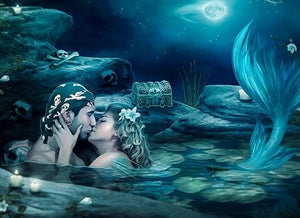 Mermaids Kiss