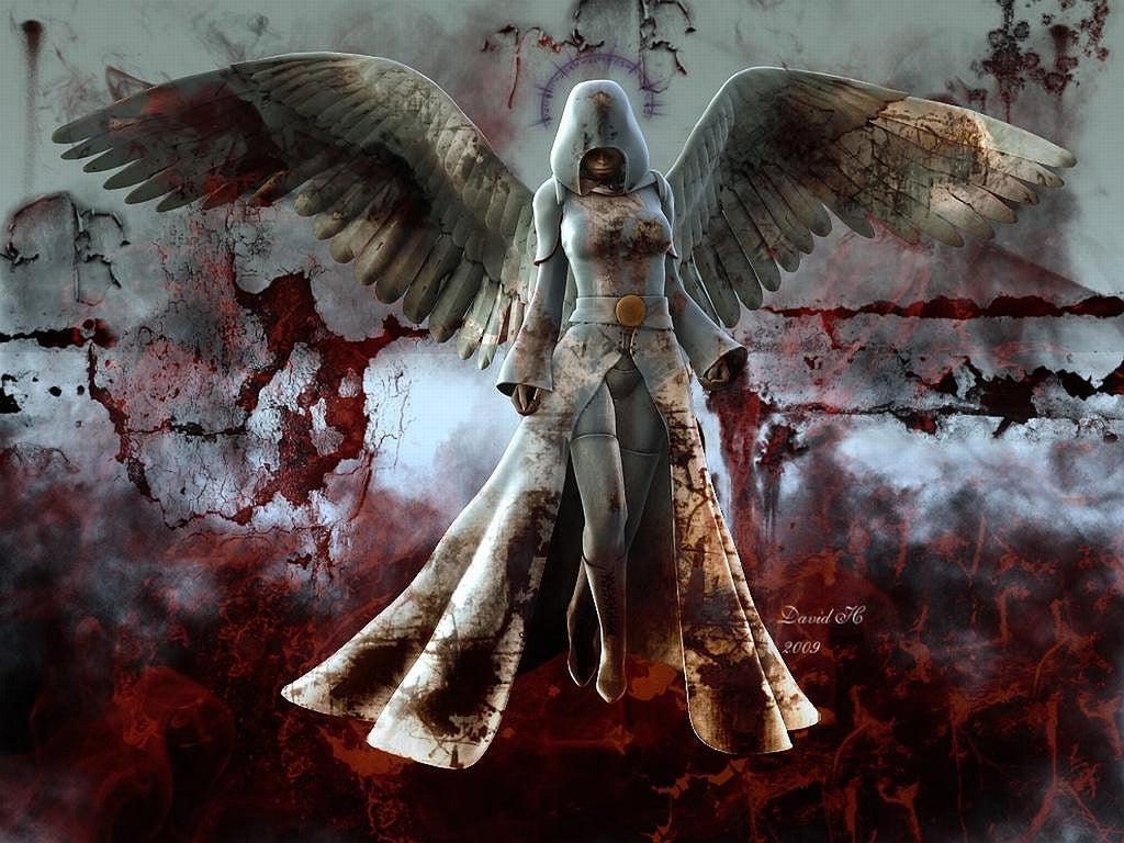 Blood Magick : Angel in your blood