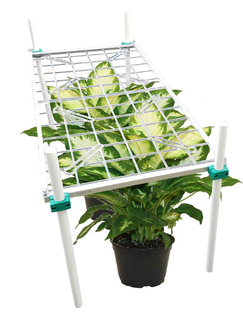 ScrOG screen kits from SCROGGER, LST kit for indoor grow rooms & tents