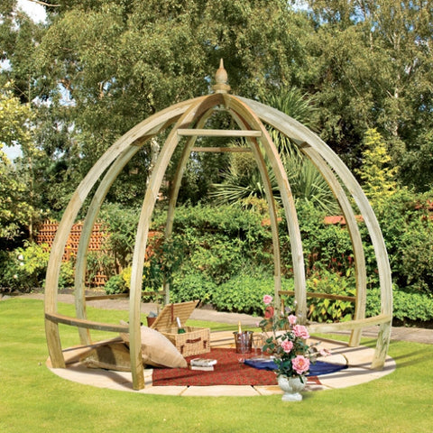 Apollo Dome Pod Pergola - Coast & Country Store