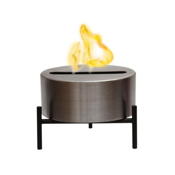 Bio Ethanol Burner for Chimenea / Fire Pit / Fire Bowl - 1000ml - Coast & Country Store - 1