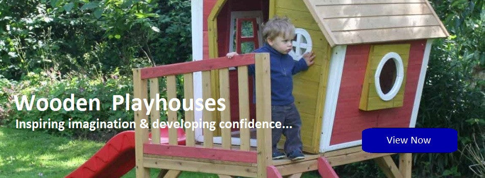 Playhouses and Climbing Frames