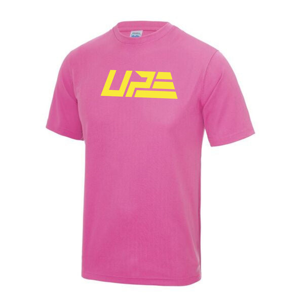 Ultimate Player T-Shirt - Electric Pink