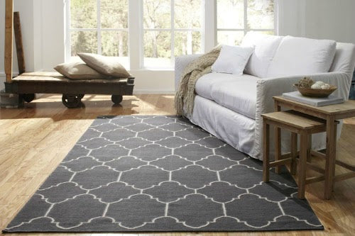 anchor rug with furniture