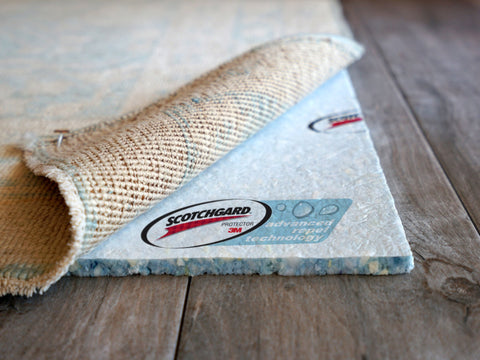 how to choose the right rug pad for your area rugs rugpadusa. Black Bedroom Furniture Sets. Home Design Ideas