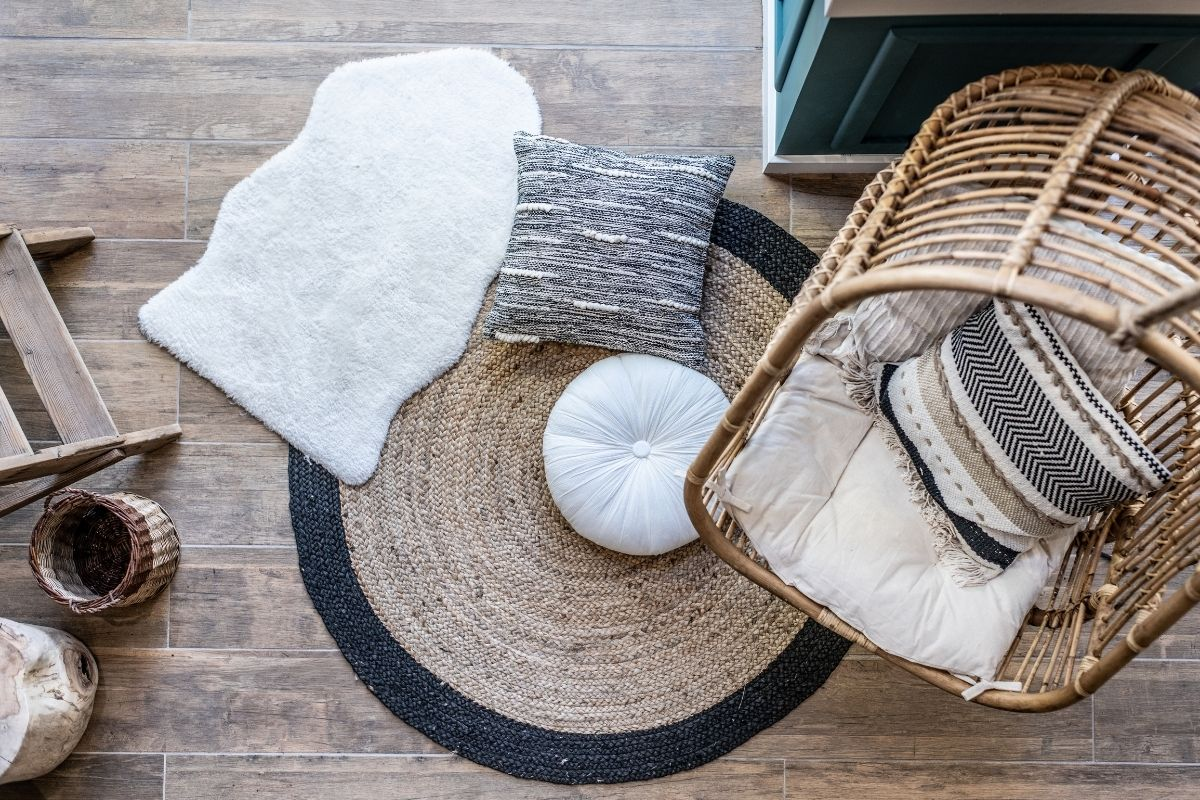when to use a thick rug pad