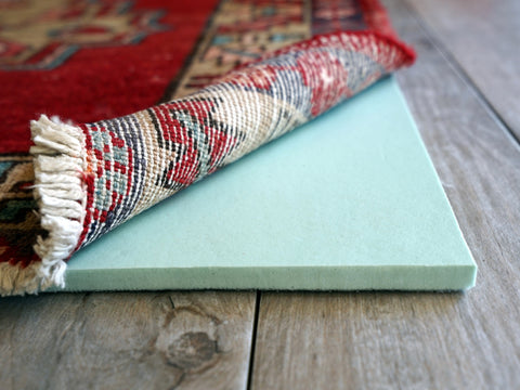 "Cloud Comfort 7/16"" Rug Pads for Laminate Floors"