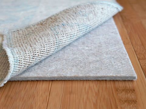 "Eco Plush 1/4"" Rug Pads for Hardwood Floors"