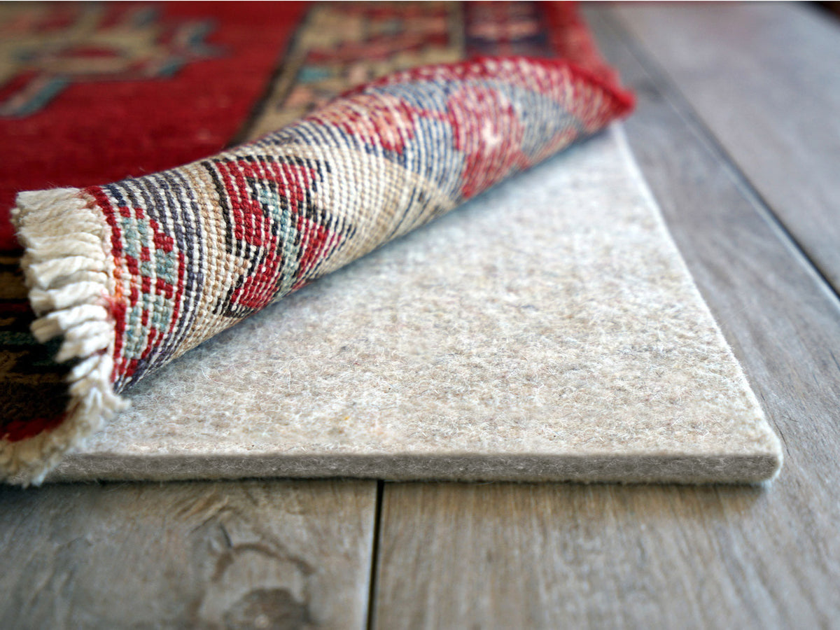 "Eco Plush 1/4"" Rug Pads for Laminate Floors"