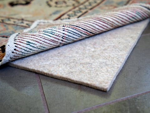 "Eco Plush 1/4"" Rug Pads for Stone & Tile Floors"