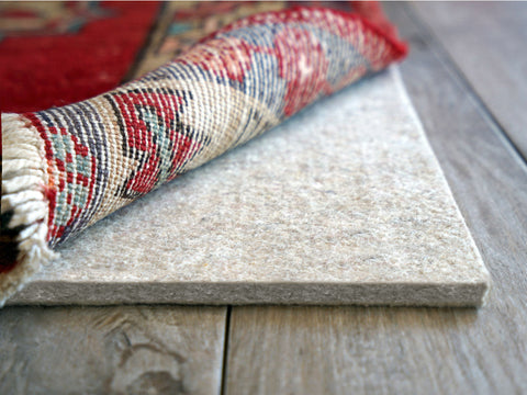 Rug Pads For Vinyl And Vinyl Plank Floors RugPadUSA - Rugs safe for vinyl flooring