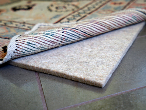 "Eco Plush 3/8"" Rug Pads for Stone & Tile Floors"
