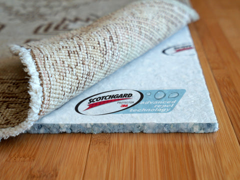 Area Rug Pads For Hardwood Floors Rugpadusa