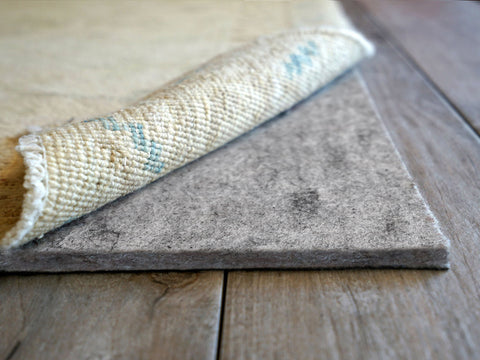 "Superior Lock 1/4"" Rug Pads for Laminate Floors"