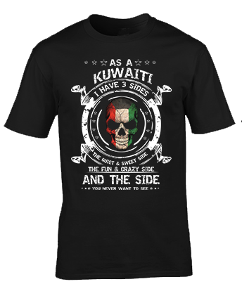 As a Kuwait I have 3 Sides tshirt t-shirt custom ANBRO2 Kuwait
