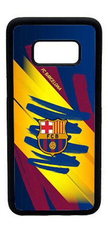 FC Barcelona FCB Custom Printed Plastic w/ Rubber Edges Mobile Cover ANBRO2 Kuwait Case Football Laliga