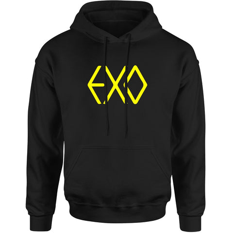 EEXO K-POP Custom Printed T-Shirts and Hoodies in Kuwait - we ship worldwide - Fashion Apparel and Clothing tshirts printing we ship to Saudi Arabia United Arab Emirates Qatar Bahrain Oman and worldwide.