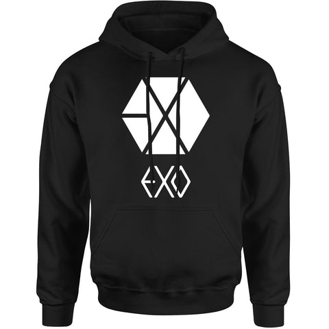 EXO K-POP Custom Printed T-Shirts and Hoodies in Kuwait - we ship worldwide - Fashion Apparel and Clothing tshirts