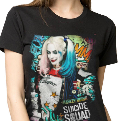 Harley Q. Suicide Squad T.
