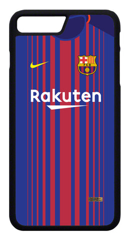 ANBRO2 Store - FC Barcelona 2017-2018 Kit Custom Printed Mobile Cover Kuwait