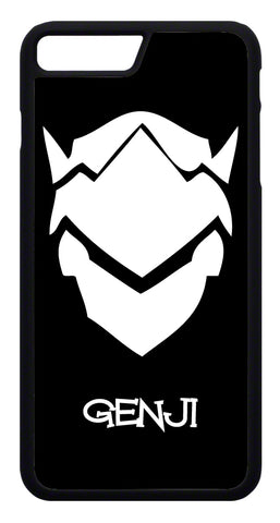 Overwatch Genji Mobile Cover